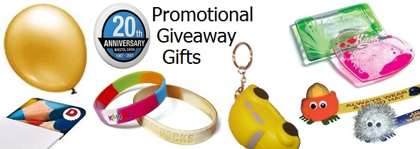 Promotional Giveaway Gifts